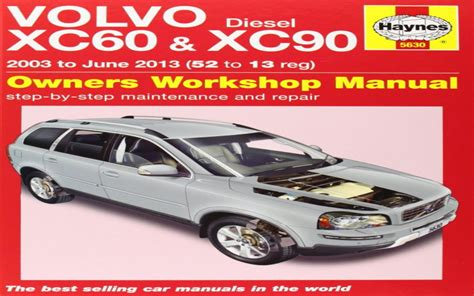 owners manual   volvo xc volvo owners manual