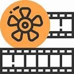 Filmstreifen Icon Icons