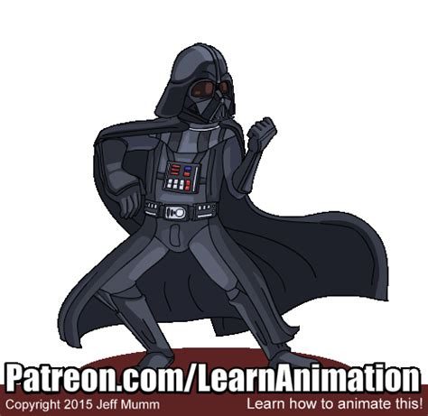 Darth Vader Animated Wallpaper - darth vader idle animation by joegpcom on deviantart