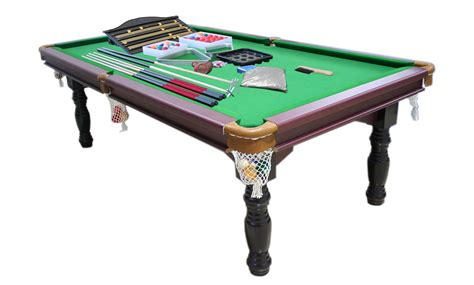 8ft pool table traditional pool table 8ft snooker billiard table mdf 1128