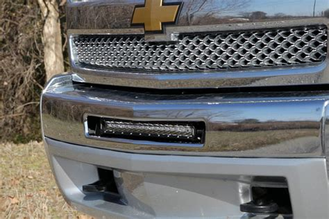 Country Light Bar Mounts by Country 20 In Led Light Bar Bumper Mounts