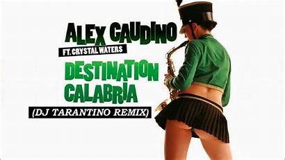 Destination Calabria Gaudino Alex Crystal Waters Dj