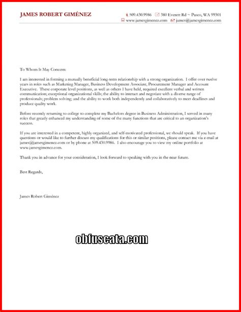 generic cover letter 2 cover letter 96731