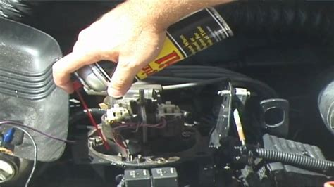 How To Winterize A Boat With Closed Cooling by Winterizing Your Boat Step 2 The Engine Lower Unit