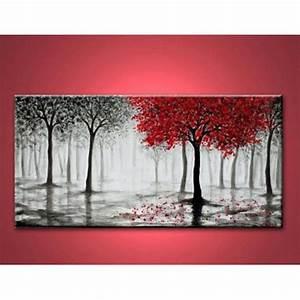 Tableau Peinture Sur Toile : tableau peinture sur toile ~ Teatrodelosmanantiales.com Idées de Décoration