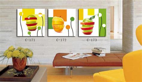peinture sur toile pour cuisine décoration murale pour cuisine