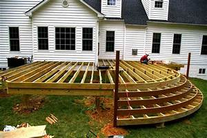Deck Design Ideas Simple Wood Deck Designs Backyard Deck