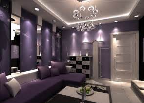 purple livingroom 39 s wardrobe with purple walls 3d house free 3d house pictures and wallpaper