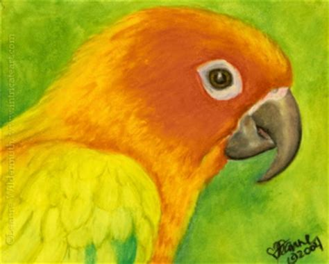 lizink creations oil pastels