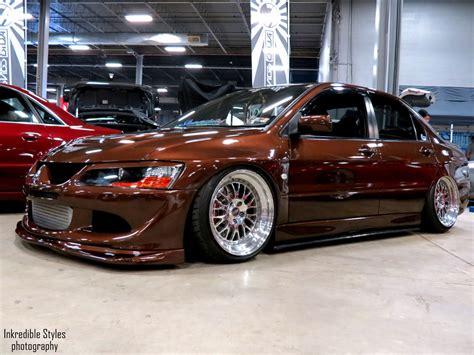 Mitsubishi Lancer Evolution 8 Tuning (11) | Tuning