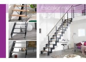 Lapeyre Escaliers Intérieurs by Escalier Droit M 233 Tal Personnalisable Escaliers