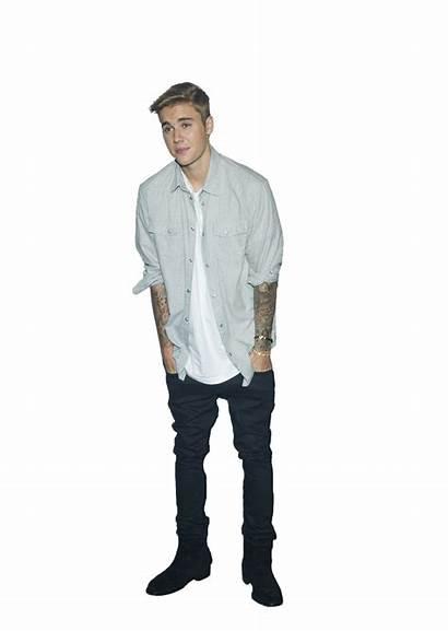 Standing Bieber Justin Person Celebrity Transparent Purepng