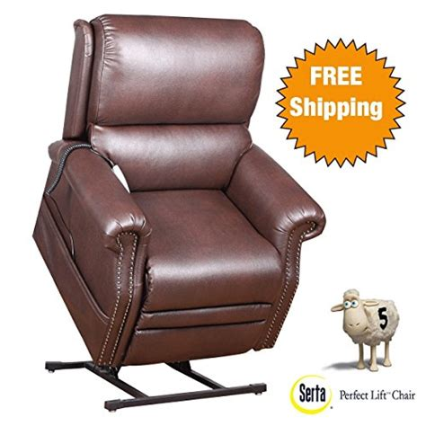serta winston 592 perfect lift chair infinite position