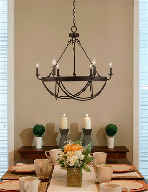 lyster square  wide oil rubbed bronze chandelier