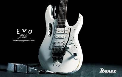 Guitar Ibanez Jem Wallpapers Guitars Evo Chord
