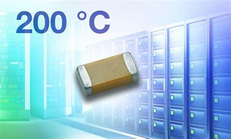 Rf Mlccs Rated To +200 C Target Sic And Gan Designs