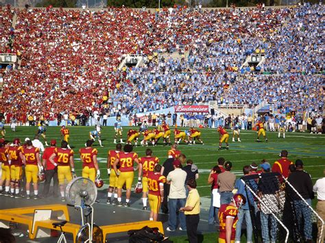 uclausc rivalry wikipedia