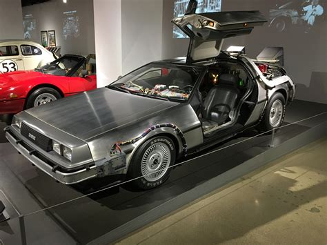 Los Angeles Automobile Museum by Cars Are The At The Petersen Automotive Museum In