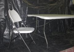 tables and chairs rentals in orange county california