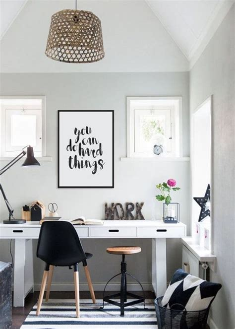 Decorating Ideas For Home Office by 20 Inspirational Home Office Decor Ideas For 2019