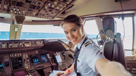 qa  female pilot eva claire luxaviation uk