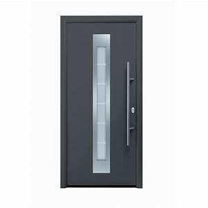 Porte De Service Acier : porte d 39 entr e acier renodoor 2 hormann poussant gauche h ~ Dailycaller-alerts.com Idées de Décoration