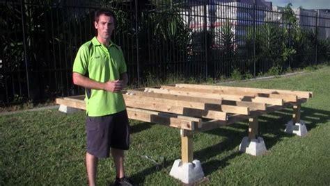 concrete deck blocks home design ideas