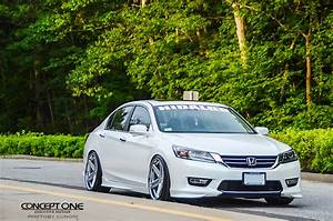 20 Inch Concave Wheels On Honda Accord