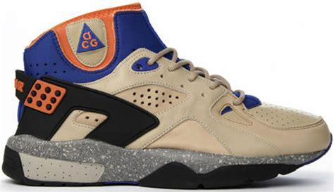 nike air mowabb  history sneakerfiles