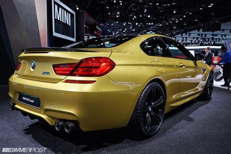Detroit 2018 Bmw M6 In Austin Yellow Page 2