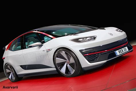 New Vw I.d. Gti To Lead Brand's Family Of Electric Cars
