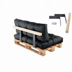 Paletten Sofa Schräge Rückenlehne : r ckenlehne f r palettenkissen 110 cm lehne ~ Watch28wear.com Haus und Dekorationen