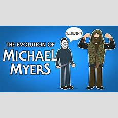 The Evolution Of Michael Myers (animated)  Youtube