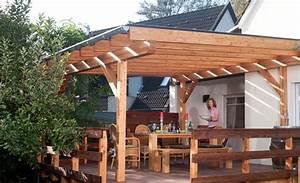 Garten Pergola Selber Bauen : terrassen berdachung terrassen berdachung berdachung ~ A.2002-acura-tl-radio.info Haus und Dekorationen