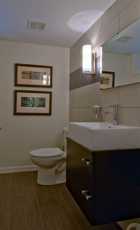 Half Bathroom Remodel Ideas by Bathroom Remodeling Indianapolis Contractor