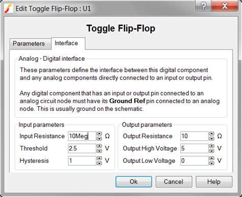 Toggle Flip Flop