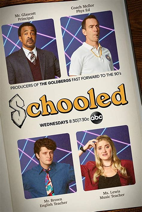Watch Schooled - Season 2 (2019) Free on Yesmovies