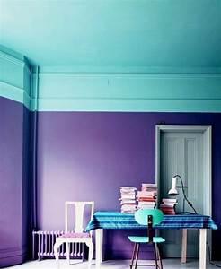 Ideen Zum Streichen Von Wänden : ideen zeitgen ssisch wohnung streichen ideen auf zweifarbige w nde zum tapezieren gestalten ~ Sanjose-hotels-ca.com Haus und Dekorationen