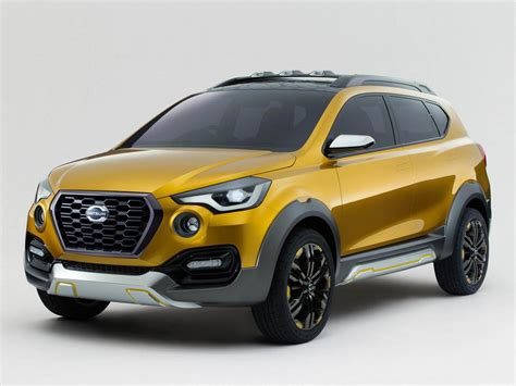 Datsun Cross Picture by Datsun Go Cross Price Launch Date In India Images