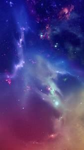 HD space nebula Samsung Galaxy S6 Wallpaper | Galaxy S6 ...