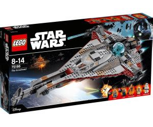 lego star wars  arrowhead  au meilleur prix