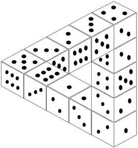 M C Escher Optical Illusions