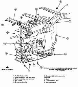 1993 Ford Ranger Fuel System Diagram