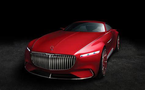 Vision Mercedes Maybach 6 4k Wallpaper