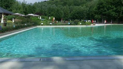 piscine du domaine du bois des reves fermee   dune