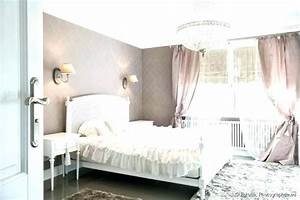 chambre taupe et rose pale inspiration design chambre bebe With chambre taupe et rose pale