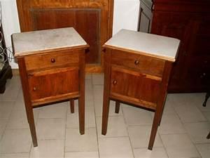 Meuble De Chevet : table de chevet le bon coin ~ Teatrodelosmanantiales.com Idées de Décoration