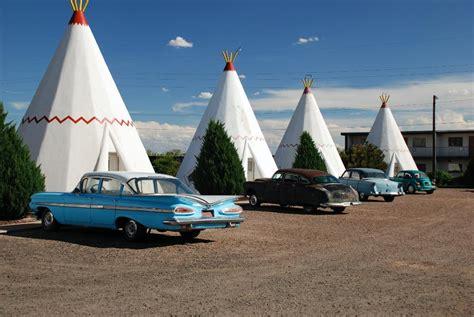 Route 66 Wigwam Hotel Arizona