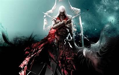 Creed Assassin 4k Wallpapers Background Brotherhood Ezio