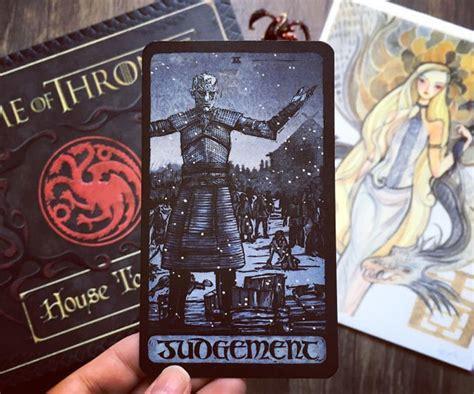 game  thrones tarot cards    im buying